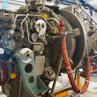 Arrius 2F - 600 tunnin tarkastus