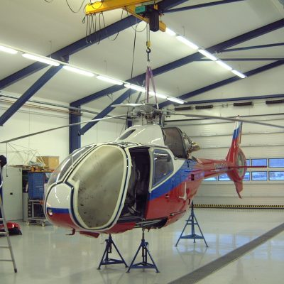 H120 (EC120B) - 12 vuoden huolto