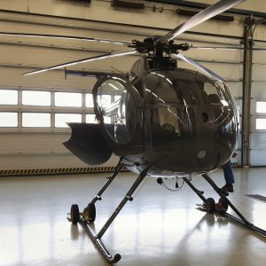Hughes 369D / MD Helicopters MD500D - Import