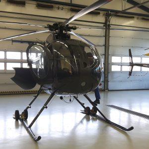 Hughes 369D