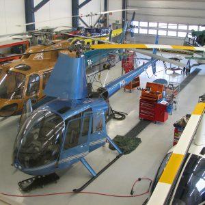 AS355 & R44 Raven II
